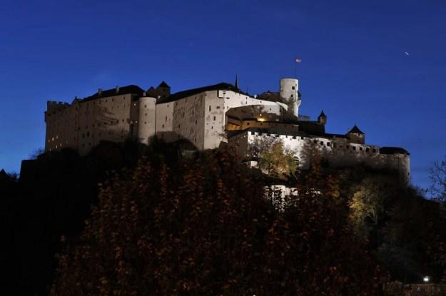 10 Most Beautiful Castles In The World: Hohensalzburg castle, Salzburg