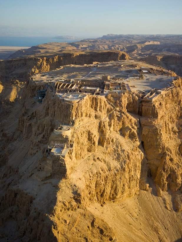 Best Attractions In Israel: Masada