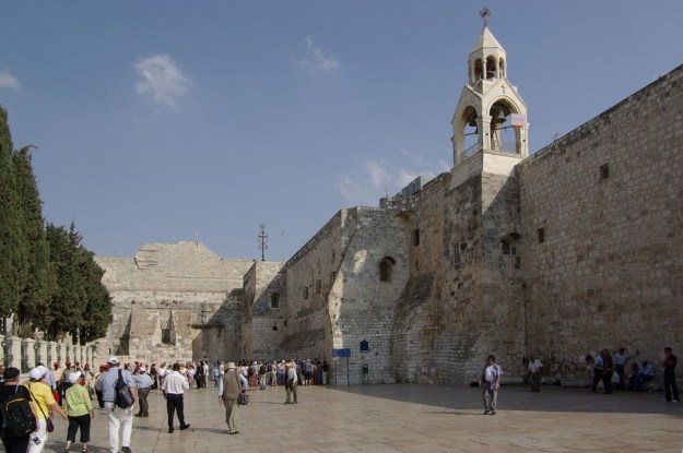Most Famous Churches In The World:Church of the Nativity, Bethlehem