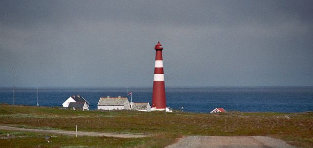 Most Famous Lighthouses In The World: Slettnes Lighthouse, Norway