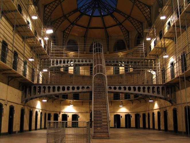Historic Prisons From Around The World: Kilmainham Gaol, Dublin, Ireland