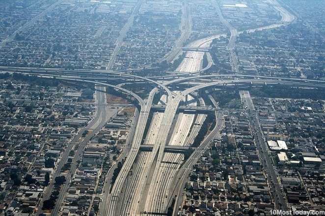 Mind Blowing Interchanges: Judge Harry Pregerson Interchange, Los Angeles