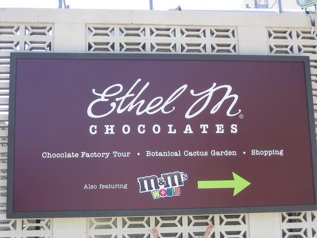 The Ethel M Factory Tour, Nevada