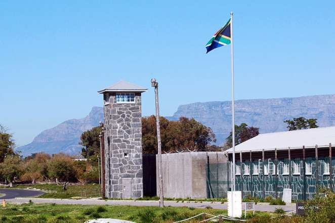 Historic Prisons From Around The World: Robben Island, South Africa