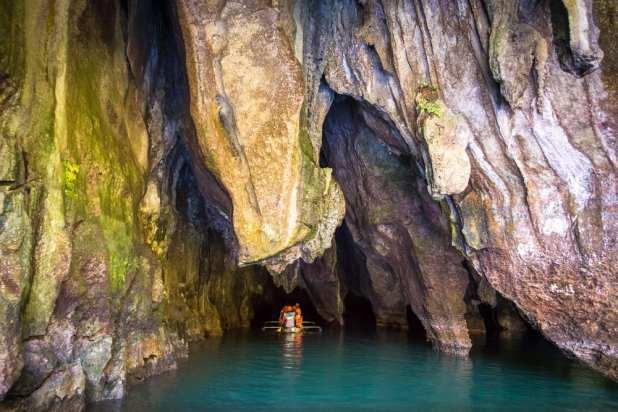 Puerto Princesa Underground River: Most Popular Underground Caves