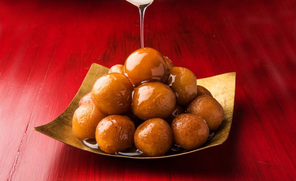 Most Popular Desserts - Gulab Jamun