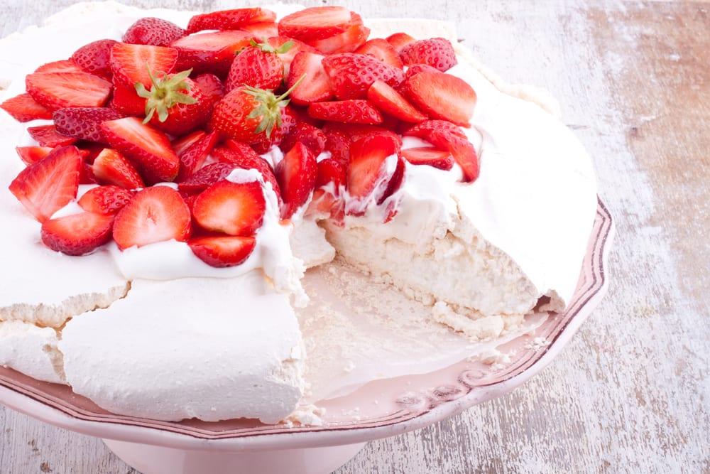 Most Popular Desserts - Pavlova
