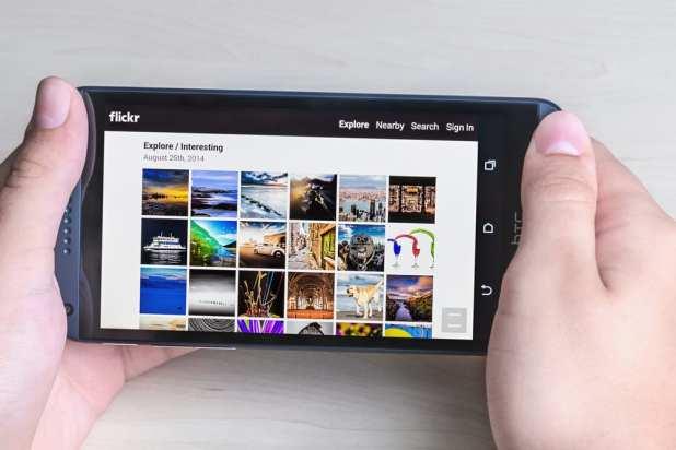 Most Popular Social Media Apps - Flickr