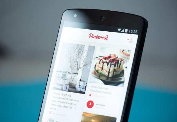 Most Popular Social Media Apps - Pinterest