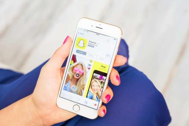 Most Popular Social Media Apps - Snapchat