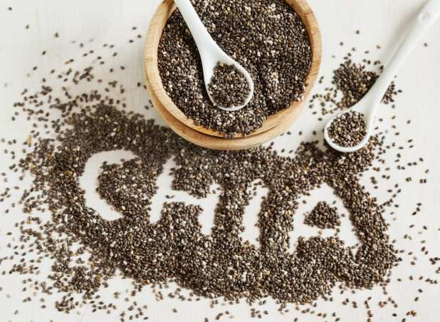 Most Nutritious Seeds - Chia Seeds