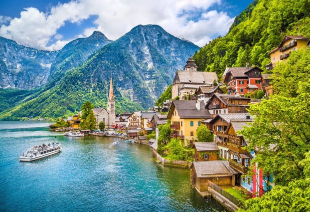 Most Peaceful Countries - Austria