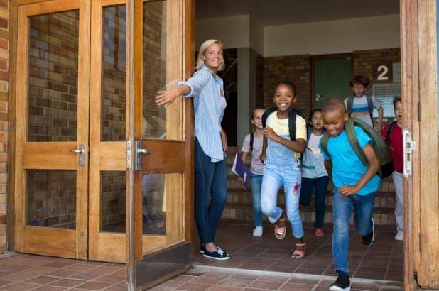 Most Dangerous Products in School - doors