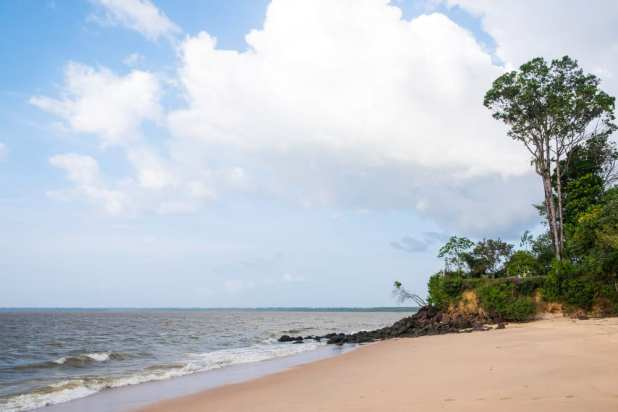 Most Dangerous Beaches - Amazon Beaches