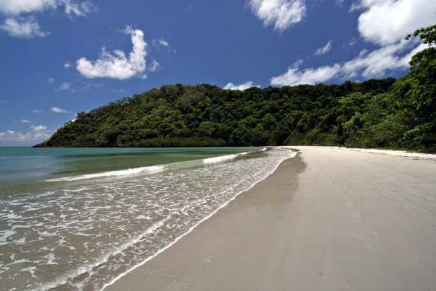 Most Dangerous Beaches - Cape Tribulation