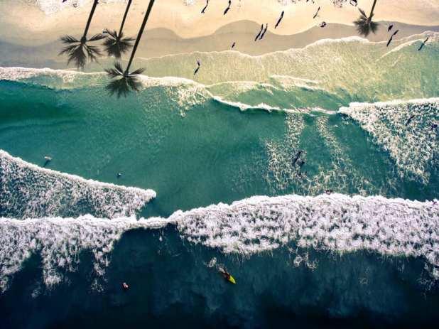 Most Dangerous Beaches - New Smyrna Beach