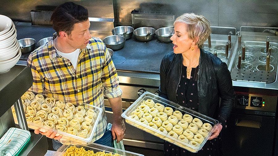 Jamie Oliver Down Under - Network Ten