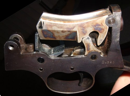 small resolution of falling block trigger mechanism