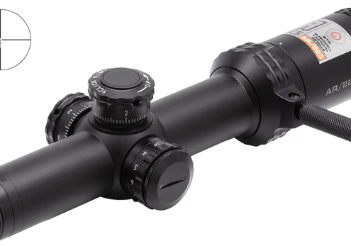 Bushnell optics drop zone-223