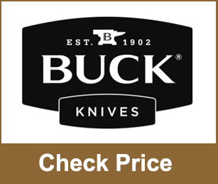 buck hunting knife review