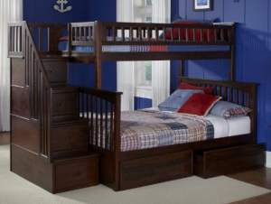Columbia Staircase Bunk Bed review