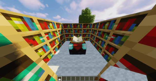 The Best Enchanting Room in Minecraft