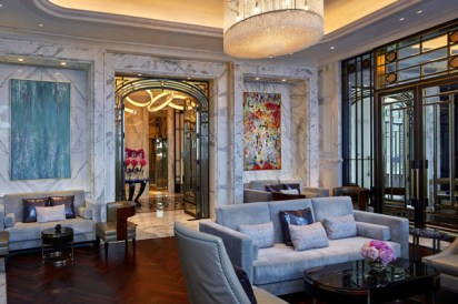 Credits of Ritz Carlton Macau