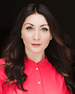 10 Talent | Christine Watson Headshot