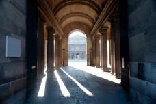 Facing Perrault's Colonnade