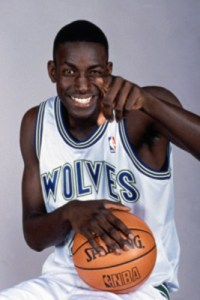 Kevin Garnett is clearly a vampire, there's no other explanation