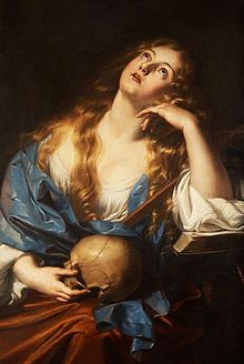 Here we have Mary Magdalene sporting the Maxglam, 8A, Premium virgin curly hair and slaying these gentiles to filth! #StuntinOnHoesBeforeChristAndAfterTheDeath