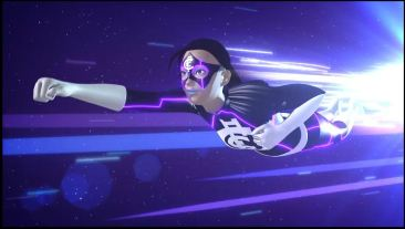 navy nina, carlton football club mascots, 3D animation, character design, 10Tickles Animation & Design