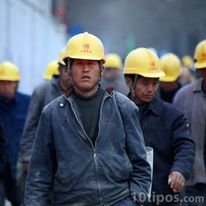 Çinli işçiler