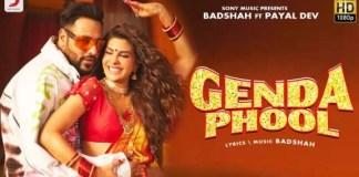 Badshah Genda Phool Lyrics