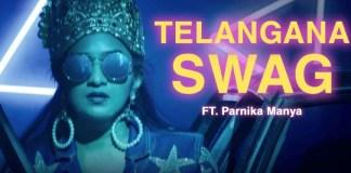 Parnika Manya Telangana Swag Lyrics