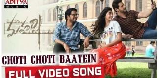 Choti Choti Baatein Song Lyrics