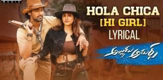 Hola Chica Song Lyrics
