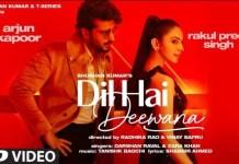 Dil Hai Deewana Song Lyrics