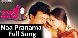 Naa Pranama Song Lyrics