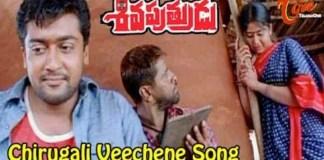 Chirugaali Veechene Song Lyrics