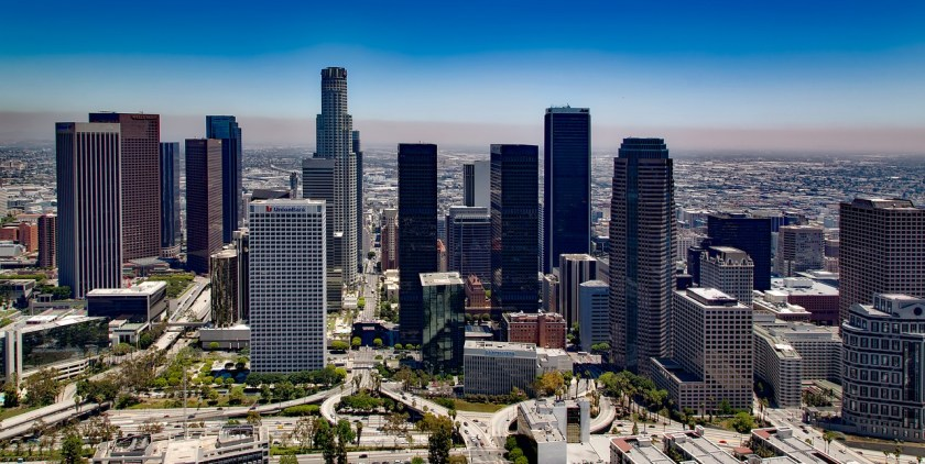 Los Angeles - 10th Most Expensive Citiy In the World