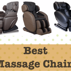 Massage Chairs Reviews Mid Century Modern Rocking Chair Canada Best 2019 Buyer S Guide Pros Cons