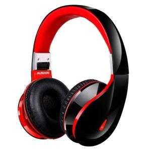 Los Ausdom AH2S son unos auriculares bluetooth de gran definición de sonido, construcción sólida, diseño atractivo y batería duradera. Si eres un amante del buen sonido éstos son tus cascos.