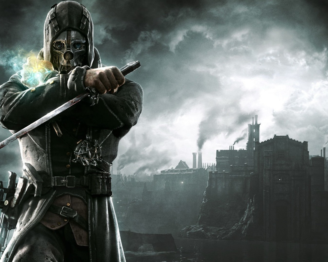 Street Fighter Wallpaper Hd 1080p Dishonored Game Hd Wallpaper 10 Preview 10wallpaper Com