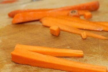Lasagne snijden 3