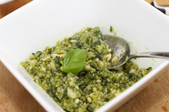Tagliatelle Peperoncino met spruitjes, witte asperges en biefstuk 8