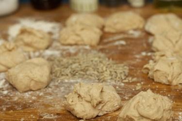 Harde broodjes 11
