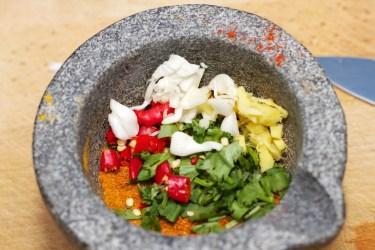 Madras currypasta 13