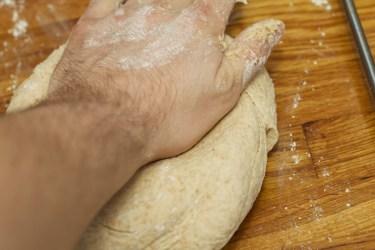 Pita broodjes 12