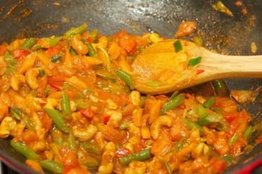 Makkelijke groentecurry 43